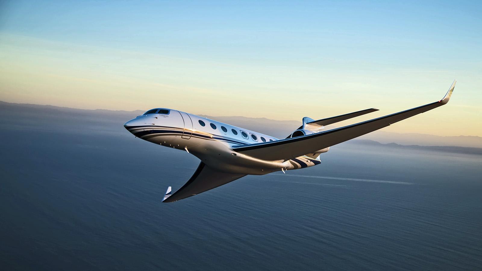 BAS GmbH  Ihr Flugzeug ist bei uns Chefsache  Gulfstream G650