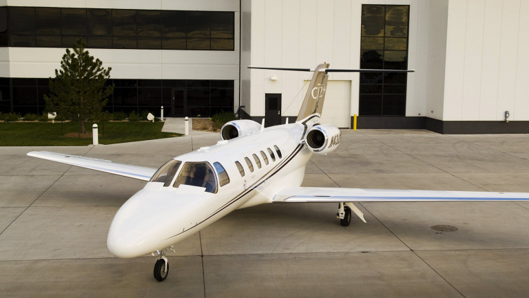 Cessna_Citation_Jet_CJ2_Plus_Exterior