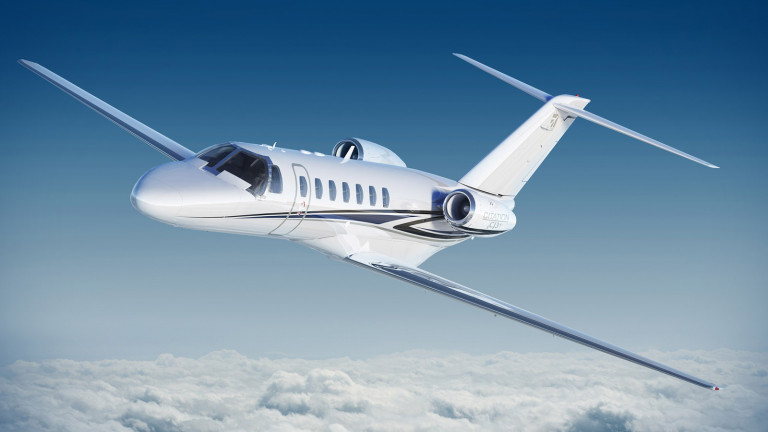 Cessna_Citation_Jet_CJ3_Plus_Exterior