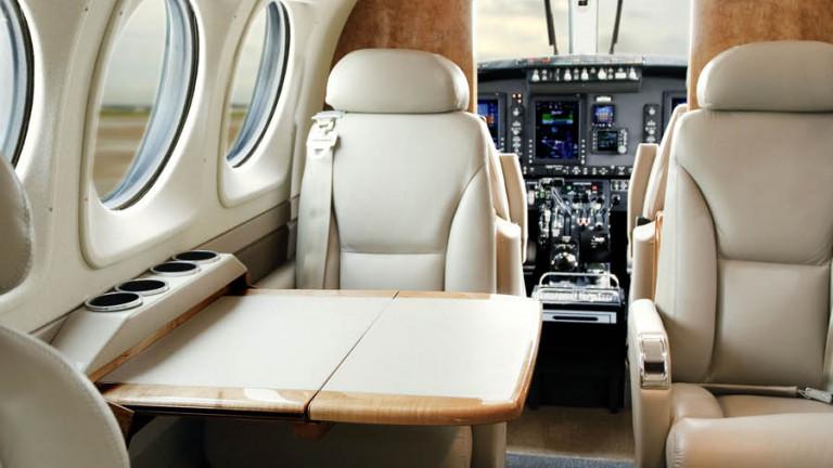 Beechcraft_King-Air-C90GTx_interoir