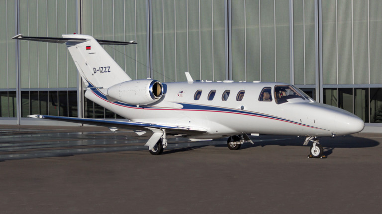 Cessna Citation Jet CJ1+ for sale by BAS D-IZZZ
