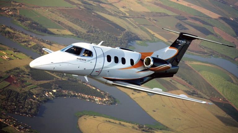 Embraer_Phenom_100E_Exterior