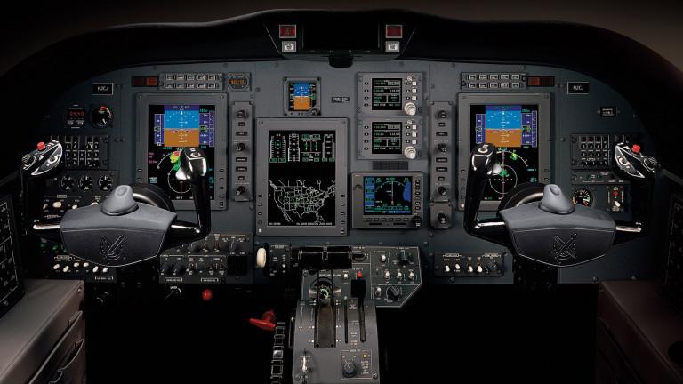 Cessna_Citation_Jet_CJ2_Plus_Cockpit