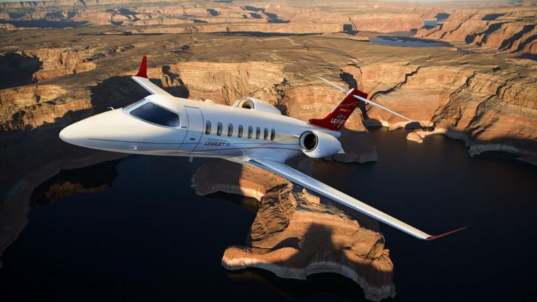 Bombardier_Learjet_75_Exterior
