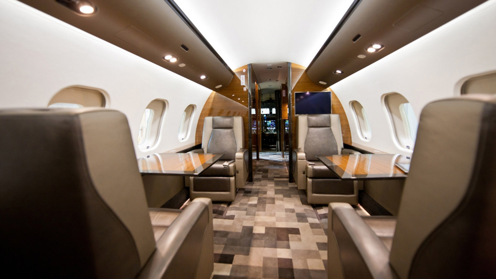 Bombardier Global Express 6000
