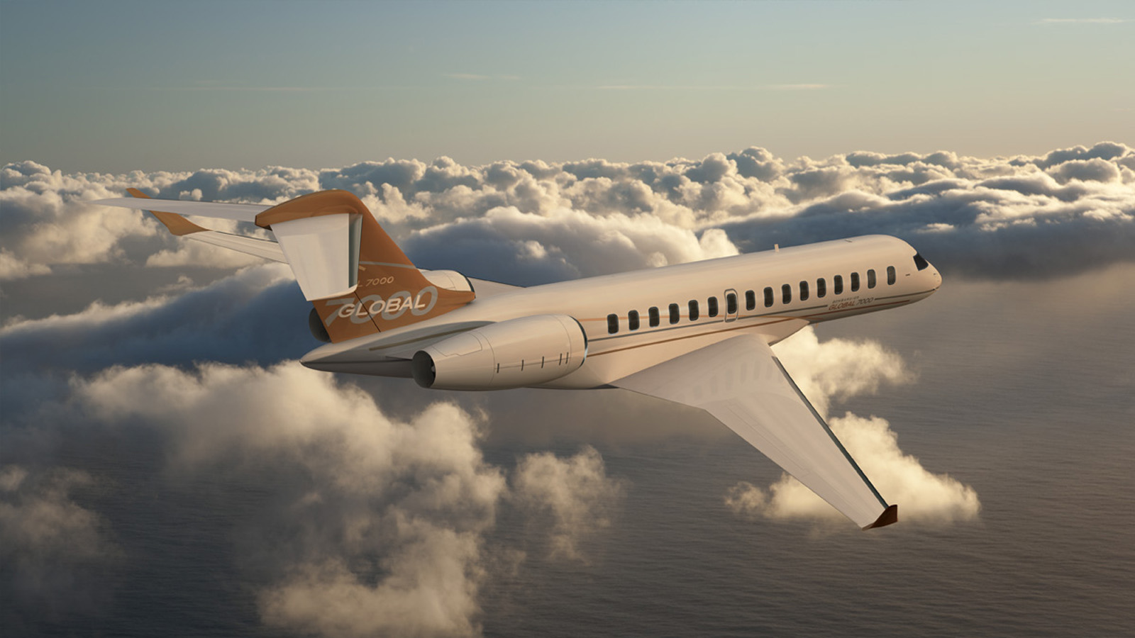 Bombardier Global Express 7000