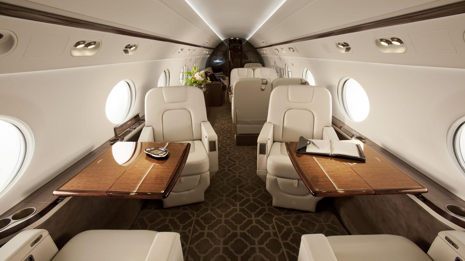 Gulfstream G550 Flugzeugverkauf Flugzeugkauf Bas Gmbh