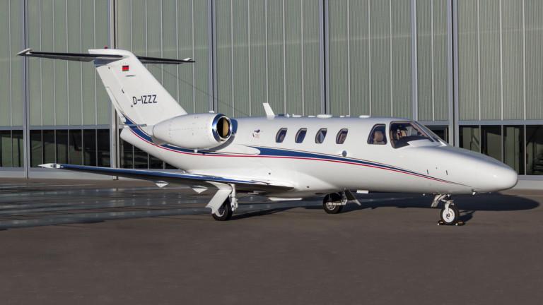 Cessna Citation Jet CJ1+ for sale by BAS D-IZZZ